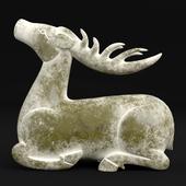 Нефритовый олень