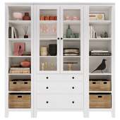 Ikea hemnes display