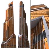 "Skyscraper Mercury City Tower (""Mercury"")"