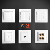 Chint 7L Series Switch And Socket