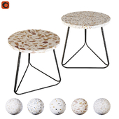 Coffee table Zara Home Terrazzo