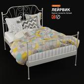 IKEA LEIRWIK bed