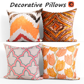 Decorative pillows set 390 Etsy