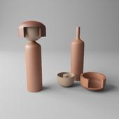 Modern pottery-DC-001