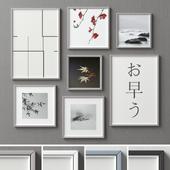 Picture Frames Set-93