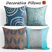 Decorative pillows set 391 Etsy
