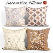 Decorative pillows set 393 Etsy