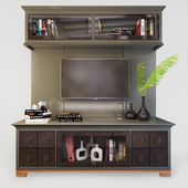 TV area. Country Club. Flai. tv stand