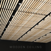 Wooden ceiling 6