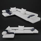 Wing Corner Sofa
