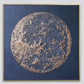 Frames moon