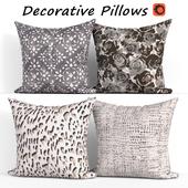 Decorative pillows set 397 Etsy