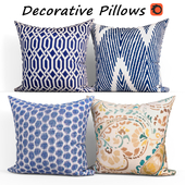 Decorative pillows set 399 Etsy