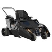 Baby Batmobile stroller