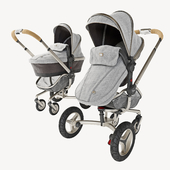 Baby stroller Silver Cross Surf Timeless