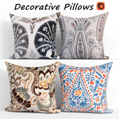 Decorative pillows set 401 etsy