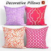 Decorative pillows set 402 Etsy