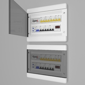 Electrical board 3