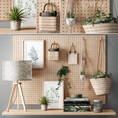 Maisons du Monde Decoration Set