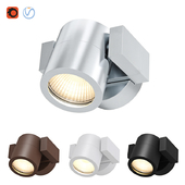 A set of lamps Crystal Lux CLT AL, BR, WH, BL.