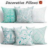 Decorative pillows set 403 Etsy