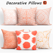 Decorative pillows set 405 Etsy