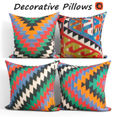 Decorative pillows set 407 Etsy