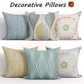 Decorative pillows set 408 Etsy