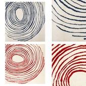 Carpet Eivor cirkel