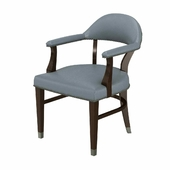 Charter furniture dining arm chair 3d model