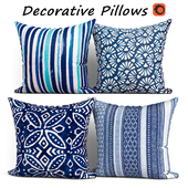 Decorative pillows set 410 Etsy