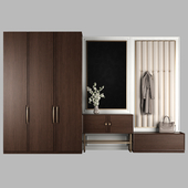 Furniture composition for hallway 65