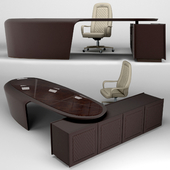 Rayleigh Conference Chair and PRESIDENT Desk