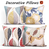 Decorative pillows set 413 Etsy