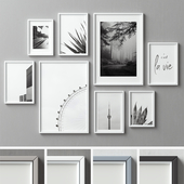 Picture Frames Set-95