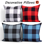 Decorative pillows set 414 Etsy
