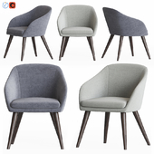 Aleria Dining Chair Papadatos