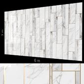 Декоративная стена 213.