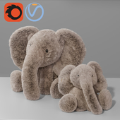 Baby Elephant Plush Toy for Kid