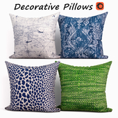 Decorative pillows set 416 Etsy