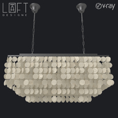 Pendant lamp LoftDesigne 9270 model
