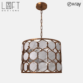 Pendant lamp LoftDesigne 10308 model