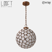 Pendant lamp LoftDesigne 10309 model