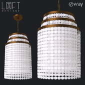 Pendant lamp LoftDesigne 10310 model