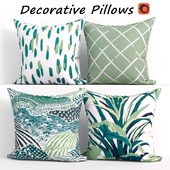 Decorative pillows set 419 Etsy