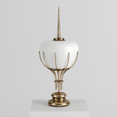 Table Lamp by Angelo Lelii for Arredoluce