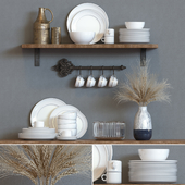 Kitchen Decorative Set Part01