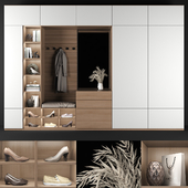 Мебельная композиция для прихожей 69