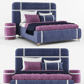Colunex boulevard bed headboard
