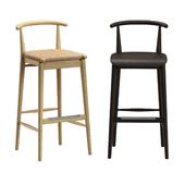 B & B Jens Bar Chair